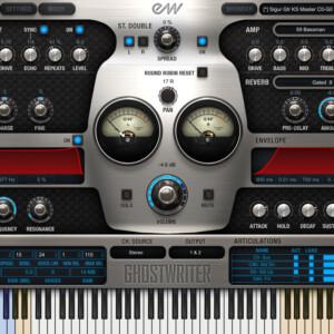 1181-35 EW_Ghostwriter_Interface