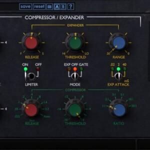 Boz Digital +10dB Compressor