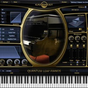 EastWest Quantum Leap Pianos Steinway D Silver
