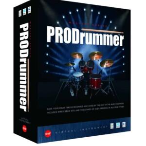 EastWest Bundle: ProDrummer 1 & 2