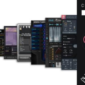 iZotope Creative Suite crossgrade from any Advanced product