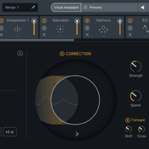iZotope Nectar 3 Upgrade from Music Production Suite 1