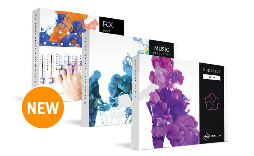 iZotope Everything Bundle Crossgrade from any iZotope product