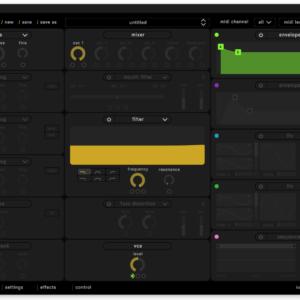 Future Audio Workshop Circle² Synthesizer