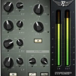 McDSP 4020 Retro EQ HD v6