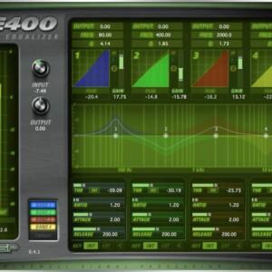 McDSP AE400 Active EQ HD v6
