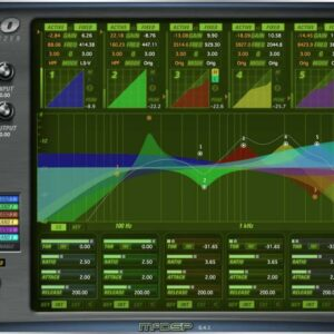 McDSP AE600 Active EQ HD v6