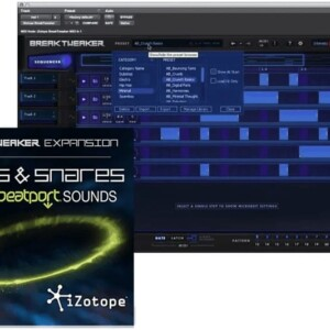 iZotope Kicks and Snares by BeatPort Sounds