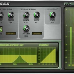 McDSP DE555 HD v6