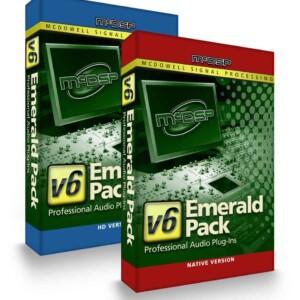 McDSP Emerald Pack HD v6