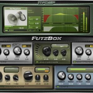 McDSP FutzBox HD v6