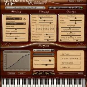 Pianoteq Kremsegg Collection 2
