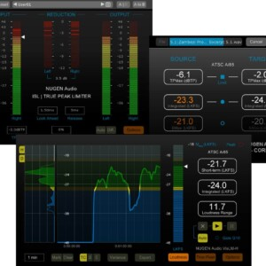 NUGEN Loudness Toolkit 2 DSP