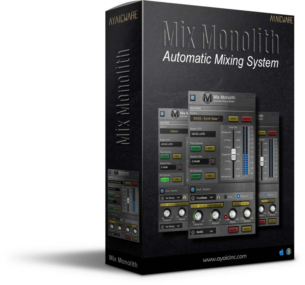 AYAIC Mix Monolith