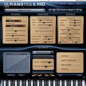 Pianoteq Model B Grand Piano