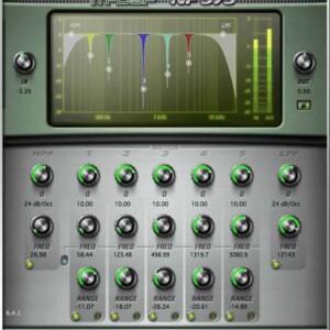 McDSP NF575 HD v6