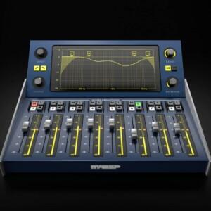 McDSP NR800 Noise Reduction Processor - HD