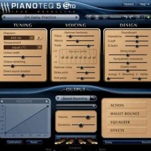 Pianoteq Rock Piano