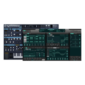 KV Synthmaster + Synthmaster One Bundle