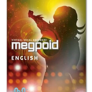 InternetCo Vocaloid 4 Megpoid Library