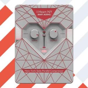 Baby Audio I Heart NY Parallel Compressor