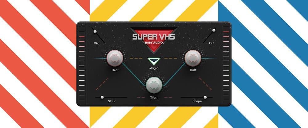 Baby Audio Super VHS