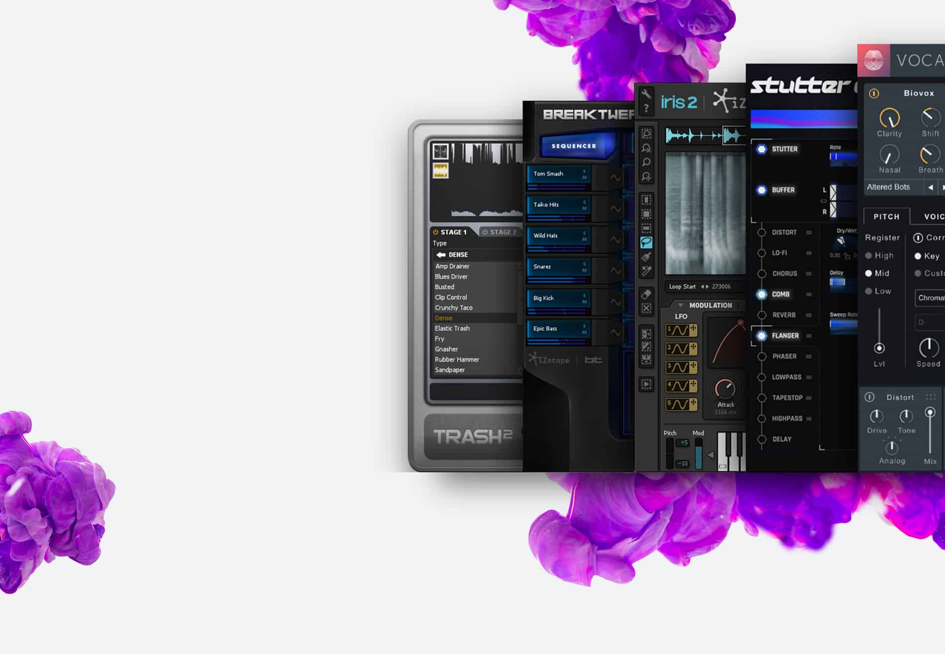 iZotope Creative Suite 2 Crossgrade from any Izotope Product