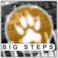 Xhun Big Steps Expansion for Little One