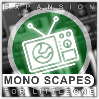 Xhun Mono Scapes Expansion for Little One
