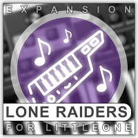 Xhun Lone Raiders Expansion for Little One