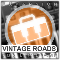 Xhun Vintage Roads Expansion for Little One