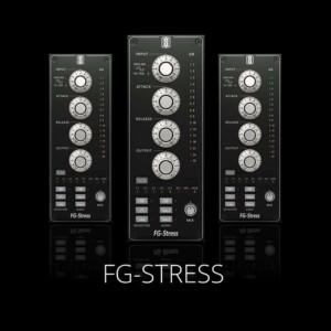 Slate Digital FG-Stress Compressor