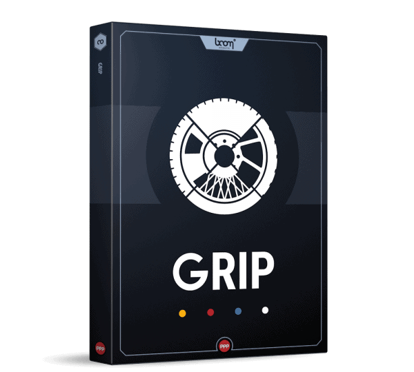 Boom Library Grip