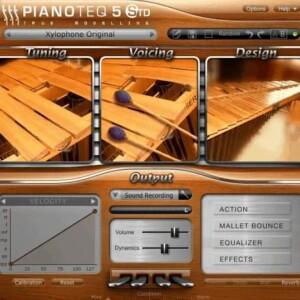 Pianoteq Xylophone