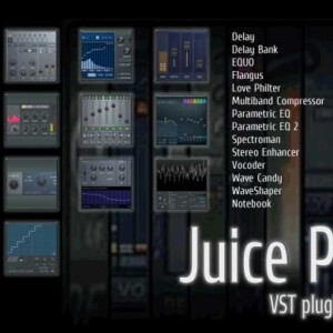 Image-line Juice Pack