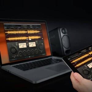 IK Multimedia Lurssen Mastering Control Software