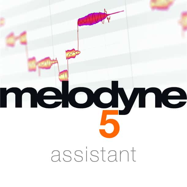 Melodyne Assistant5 Upgrade From Essential