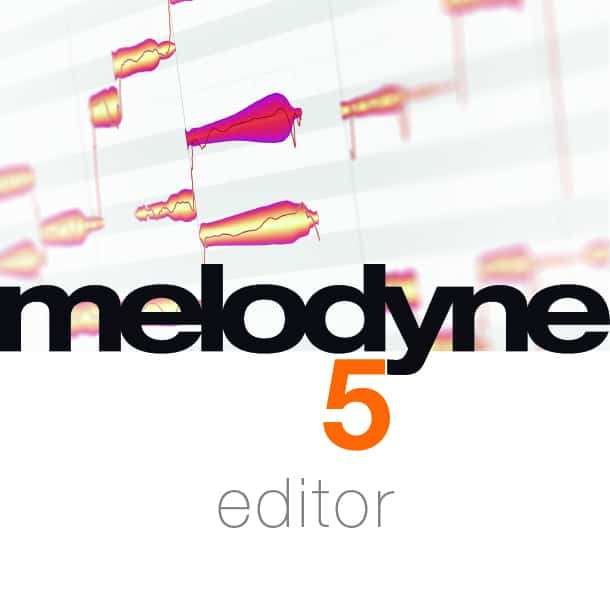 Melodyne Editor5 Upgrade From Assistant