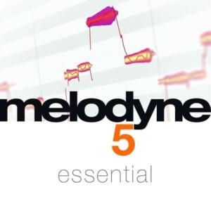 Melodyne Essential5