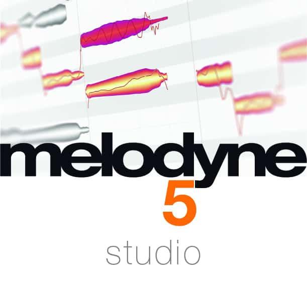 Melodyne 5 Studio Upgrade From Editor