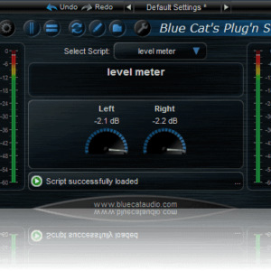 Blue Cat Plug'n Script