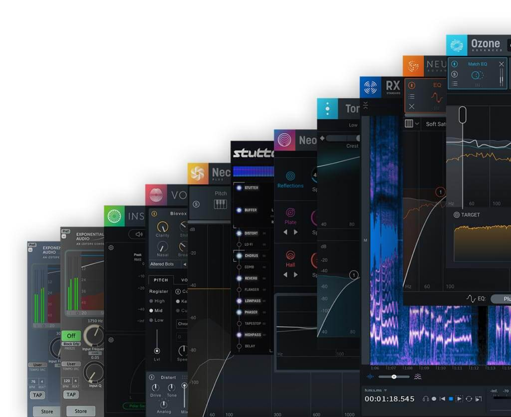 iZotope Music Production Suite 4 Upgrade from MPS3