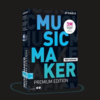 Magix MusicMaker Premium Edition 2020
