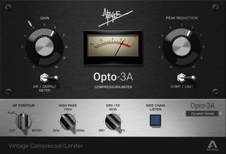Apogee Digital Opto-3A