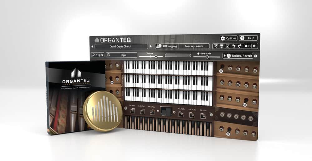 Pianoteq Organteq