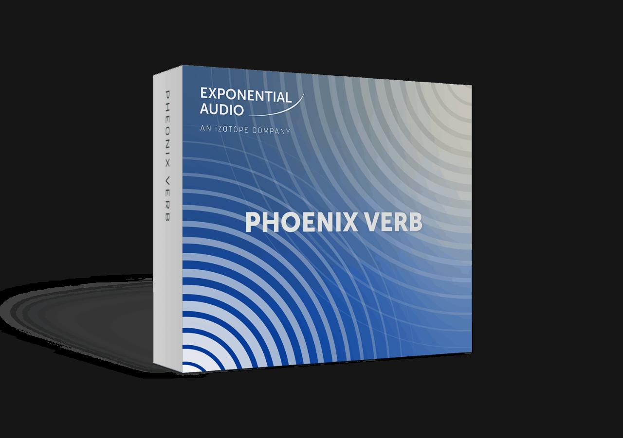 Exponential Audio PhoenixVerb Crossgrade