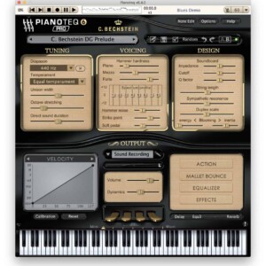 Pianoteq Piano C Bechstein DG