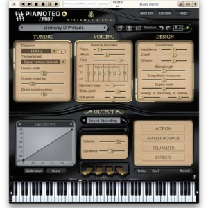 Pianoteq Steinway D4 Grand Piano