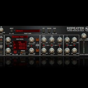Slate Digital Repeater Delay