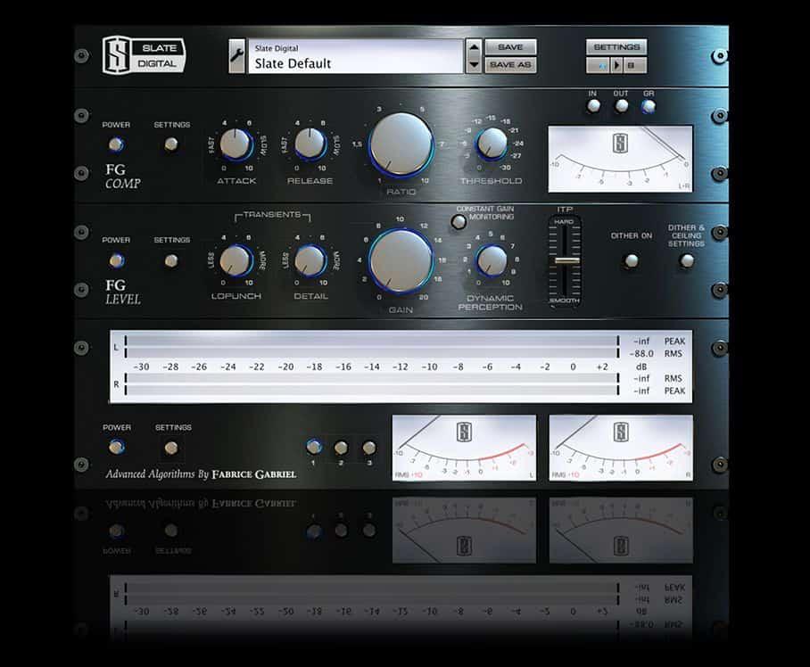 Slate Digital FG-X Mastering Plugin